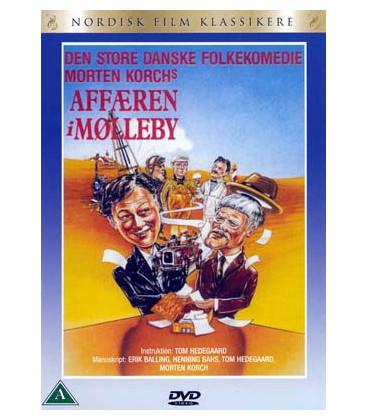 Affæren I Mølleby - DVD - BRUGT