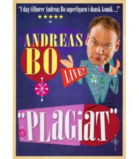 Andreas Bo: Plagiat - Live! - DVD - BRUGT