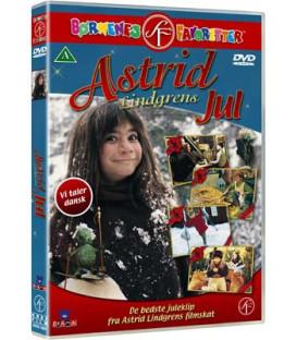 Astrid Lindgrens jul - DVD - BRUGT