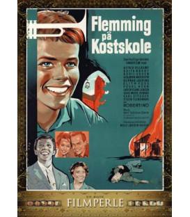 Flemming På Kostskole - DVD - BRUGT