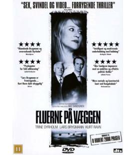 Fluerne på væggen - DVD - BRUGT