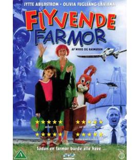 Flyvende farmor - DVD - BRUGT