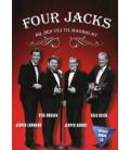 Four Jacks - Åh Den Vej Til Mandalay - DVD + Cd - DVD - BRUGT