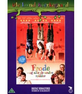 Frode - og alle de andre rødder - DVD - BRUGT