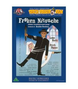 Frøken Nitouche - DVD - BRUGT