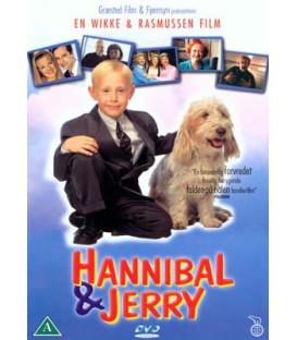 Hannibal & Jerry - DVD - BRUGT
