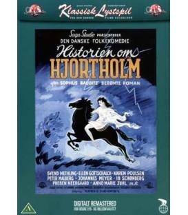 Historien Om Hjortholm - DVD - BRUGT