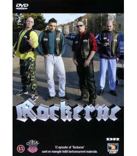 Rockerne (12 episoder) - DVD - BRUGT