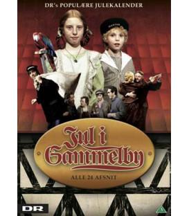 Jul i Gammelby (3-disc) - DVD - BRUGT