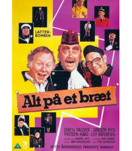 Alt på et bræt - DVD- BRUGT
