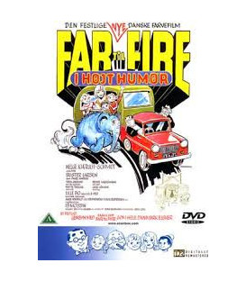 Far til fire - i højt humør DVD - BRUGT