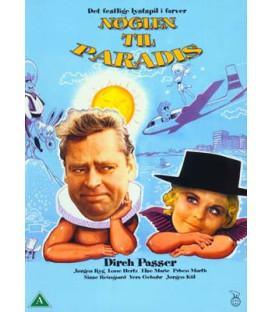 Nøglen til Paradis - DVD - BRUGT
