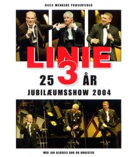 Linie 3 - 25 års Jubilæum - DVD - BRUGT