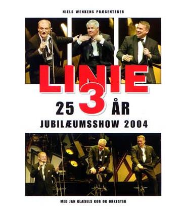 Linie 3: 25 års Jubilæum - DVD - BRUGT