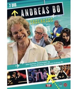 Andreas Bo: Indenrigs (2-disc) - DVD - BRUGT