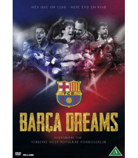 Barca Dreams - DVD - NY
