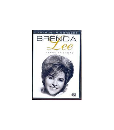 Brenda Lee Coming On Strong - DVD