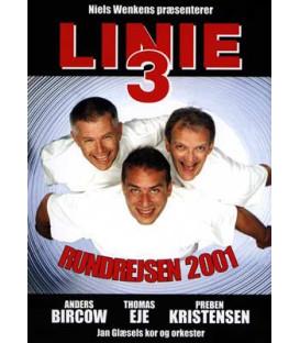 Linie 3 - Rundrejsen 2001 - DVD - BRUGT
