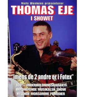 Thomas Eje: Imens de 2 andre er i Føtex - DVD - BRUGT
