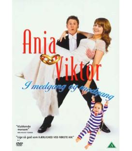 Anja & Viktor - I medgang og modgang - DVD - BRUGT