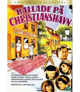 Ballade på Christianshavn - DVD - BRUGT