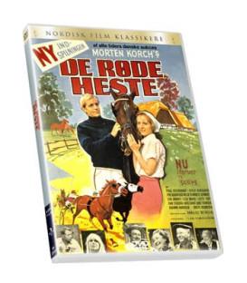 De røde heste (Kjeld Nørgaard) - DVD - BRUGT