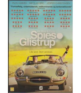 Spies & Glistrup (DVD) - BRUGT