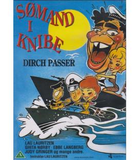 Sømand i knibe (DVD) - BRUGT
