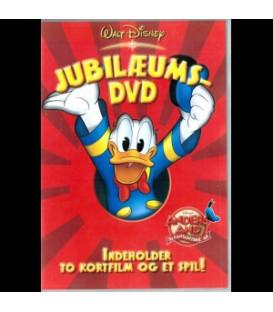 Jubilæums DVD - Anders And: 70 Fantastiske år - DVD - BRUGT