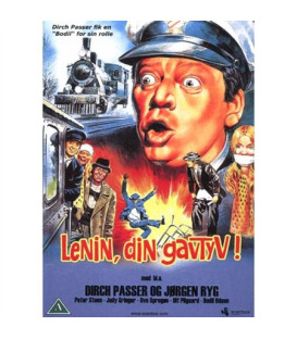 Lenin, din gavtyv! - DVD - BRUGT