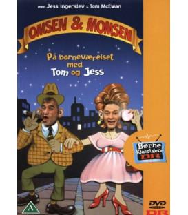 Omsen Og Momsen - DVD - BRUGT