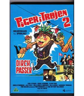 Piger i Trøjen 2 - DVD - BRUGT