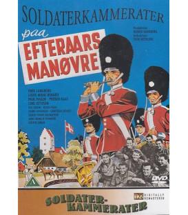 Soldaterkammerater 4: På efterårsmanøvre - DVD - BRUGT