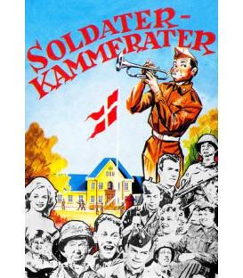 Soldaterkammerater - DVD - BRUGT