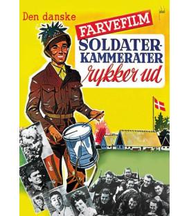 Soldaterkammerater rykker ud - DVD - BRUGT