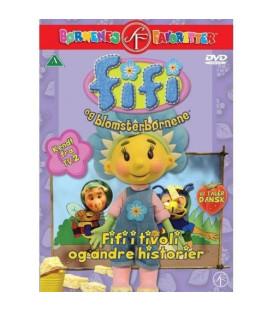 FIFI OG BLOMSTERBØRNENE: FIFI I TIVOLI DVD