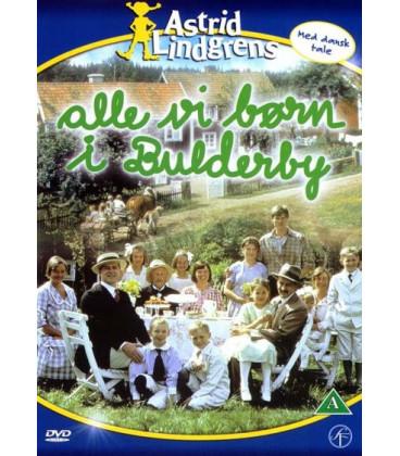 Alle Vi Børn I Bulderby - DVD - BRUGT