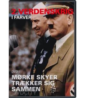 2. Verdenskrig I Farver - Del 1 - DVD
