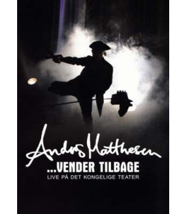 Anders Matthesen: ...vender tilbage - DVD