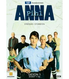 Anna Pihl - Sæson 1 - DVD - BRUGT