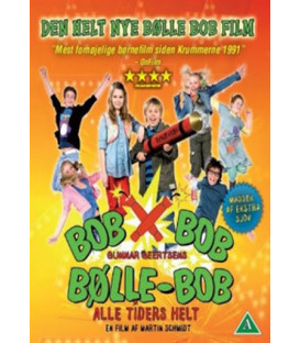 Bob bob Bølle Bob - Alle tiders helt - DVD