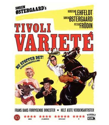 Søren Østergaards Tivoli Varieté 2009: Nu stopper det! - DVD - BRUGT