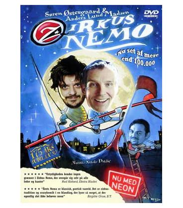Zirkus Nemo: Nu med Neon - DVD - BRUGT