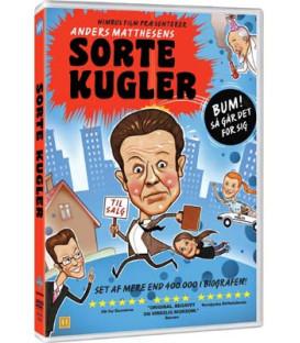Anders Matthesen Sorte kugler - DVD - BRUGT