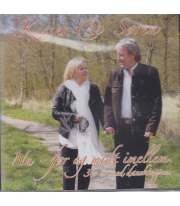 KISSER & SØREN NU – FØR OG MIDT IMELLEM – CD – UDGIVET FEBRUAR 2020 A