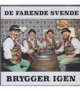 DE FARENDE SVENDE – BRYGGER IGEN – CD – UDGIVET FEBRUAR 2020 A