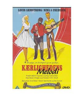 Kærlighedens Melodi - DVD - BRUGT