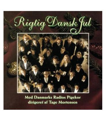 DANMARKS RADIOS PIGEKOR Rigtig Dansk Jul
