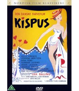 Kispus - DVD - NY