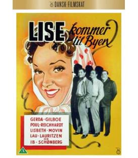 Lise kommer til byen - DVD